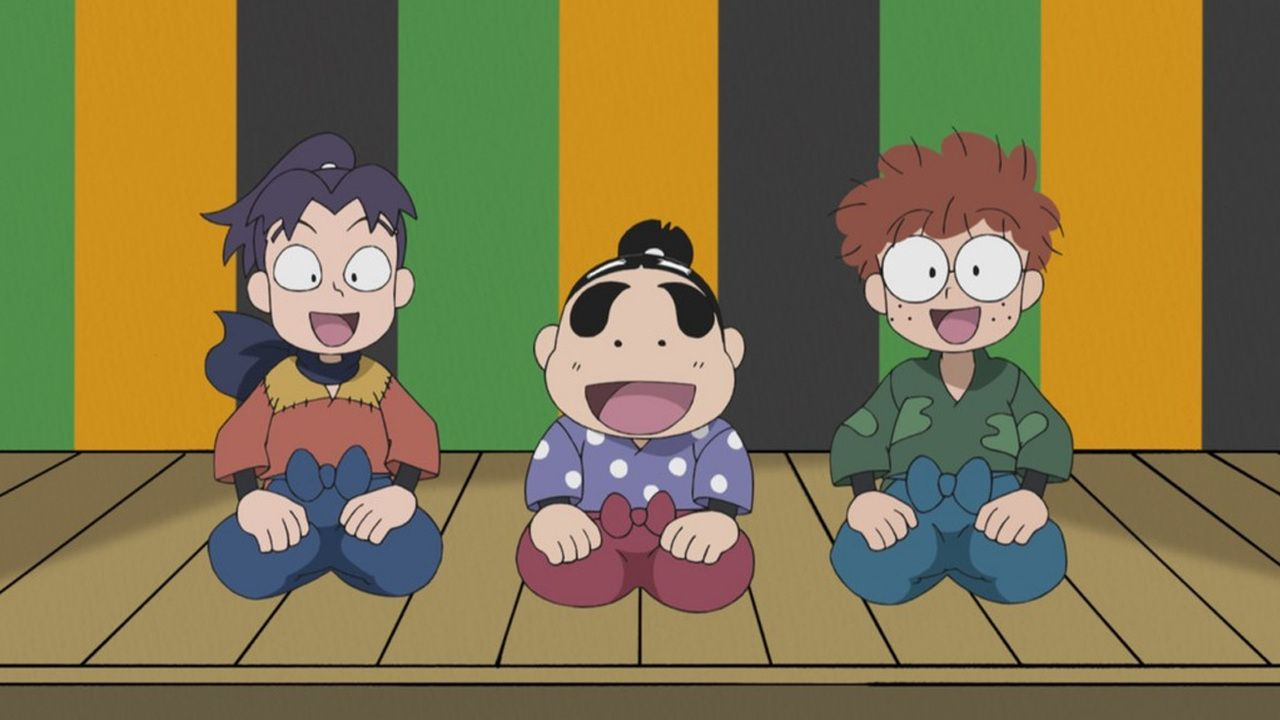 『忍たま乱太郎』忍たまたちのお正月を描いた特別放送が新年に