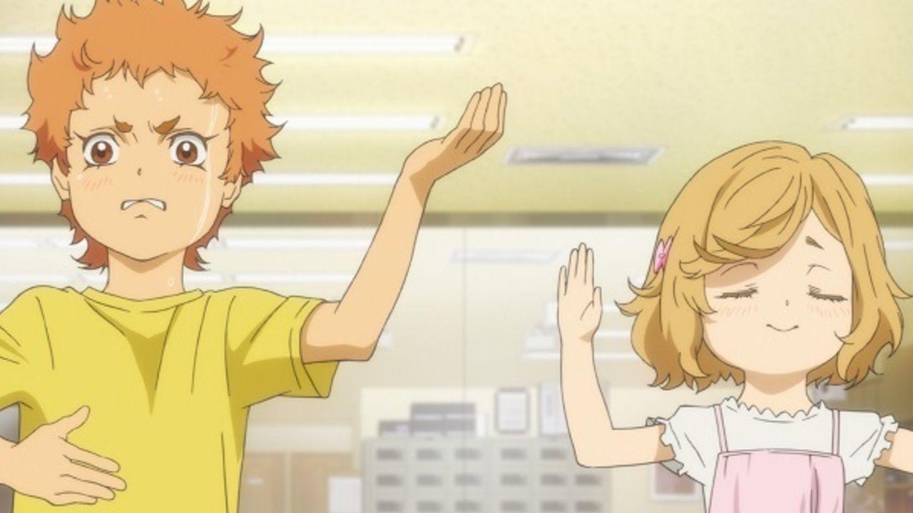 アニメ『ボールルームへようこそ』第10話の先行カット到着!幼い日の賀寿と真子の回想も!