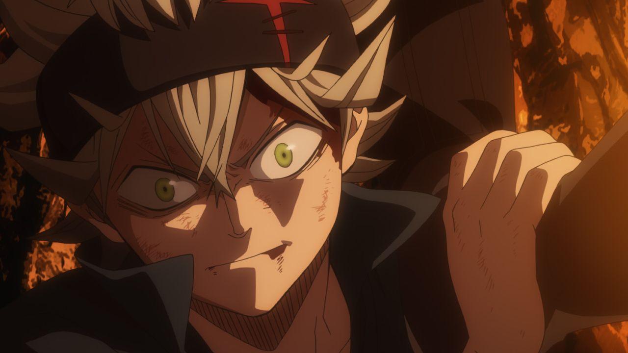 アニメ『ブラッククローバー』アスタとユノの声も聴けるアニメ映像初公開!OP・EDアーティストも決定
