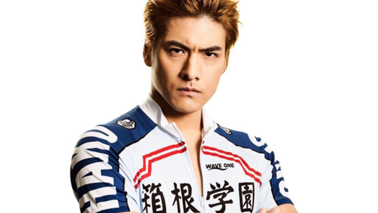 ドラマ『弱虫ペダル2』撮影中に福富寿一役の滝川英治さんが転倒し重傷