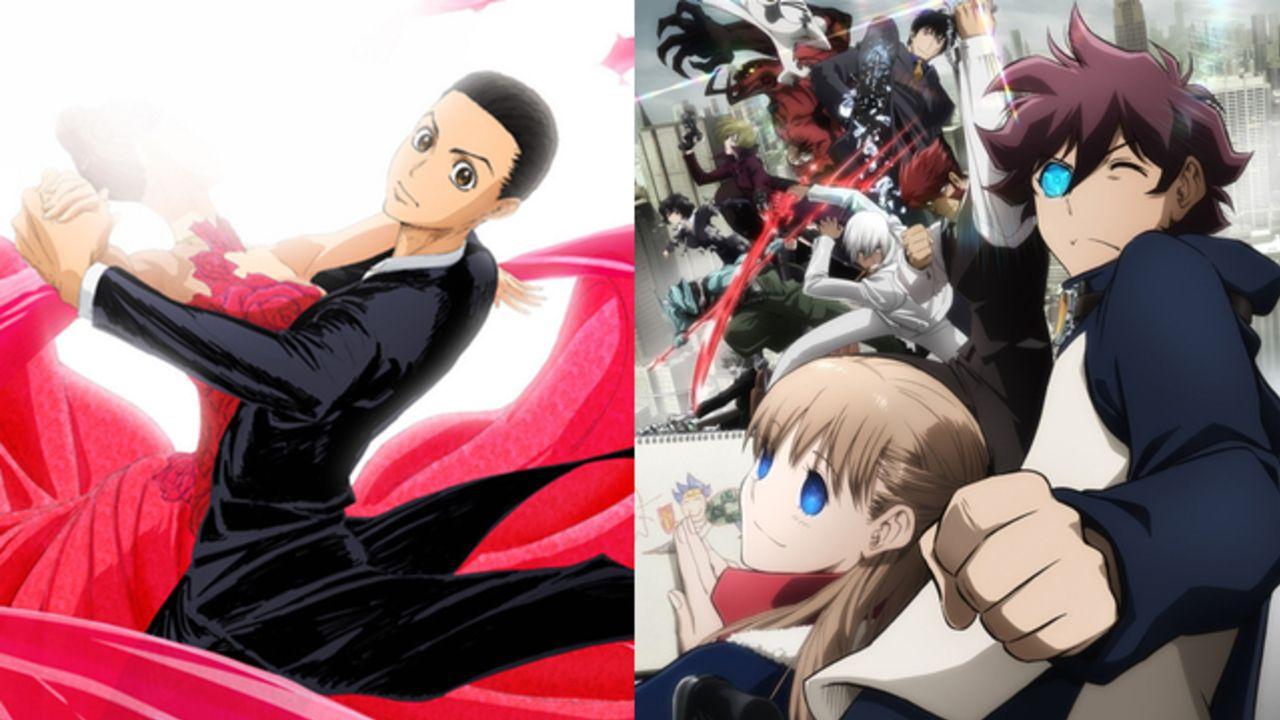 ユニゾンがアニメ『ボールルームへようこそ』2クール目のOPテーマを担当!『血界戦線』OPテーマと2週連続発売