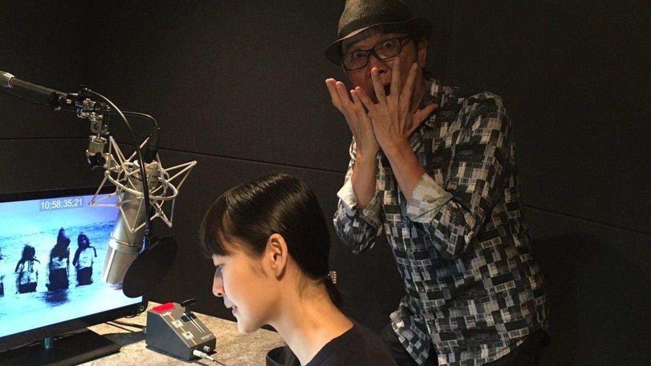 中田譲治さんと能登麻美子さんの可愛い2ショット写真に中村悠一さん「じょーじさんそこかわれ」