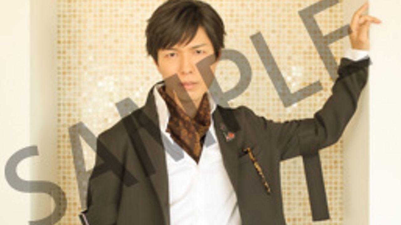 黒ジャケット姿が素敵!神谷浩史さんの6thシングル「神様コネクション」の法人別特典が公開!