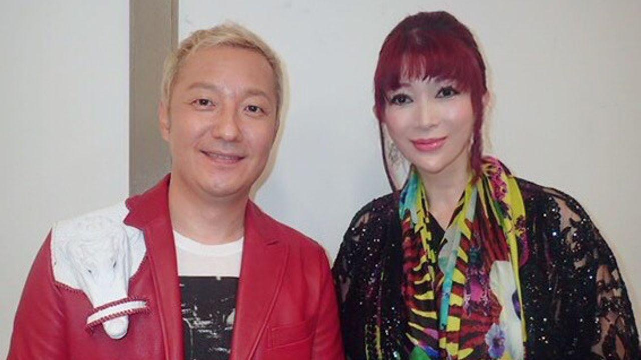 美香さんとの2ショット写真も!「ニューヤングTV」TGSステージに叶姉妹降臨で小野坂昌也さん緊張しまくり!