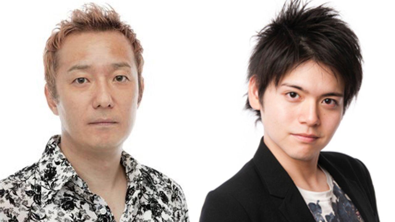 カオスな番組になる予感…!小野坂昌也さん、内田雄馬さんによる新感覚ゲーム情報バラエティが10月よりスタート!
