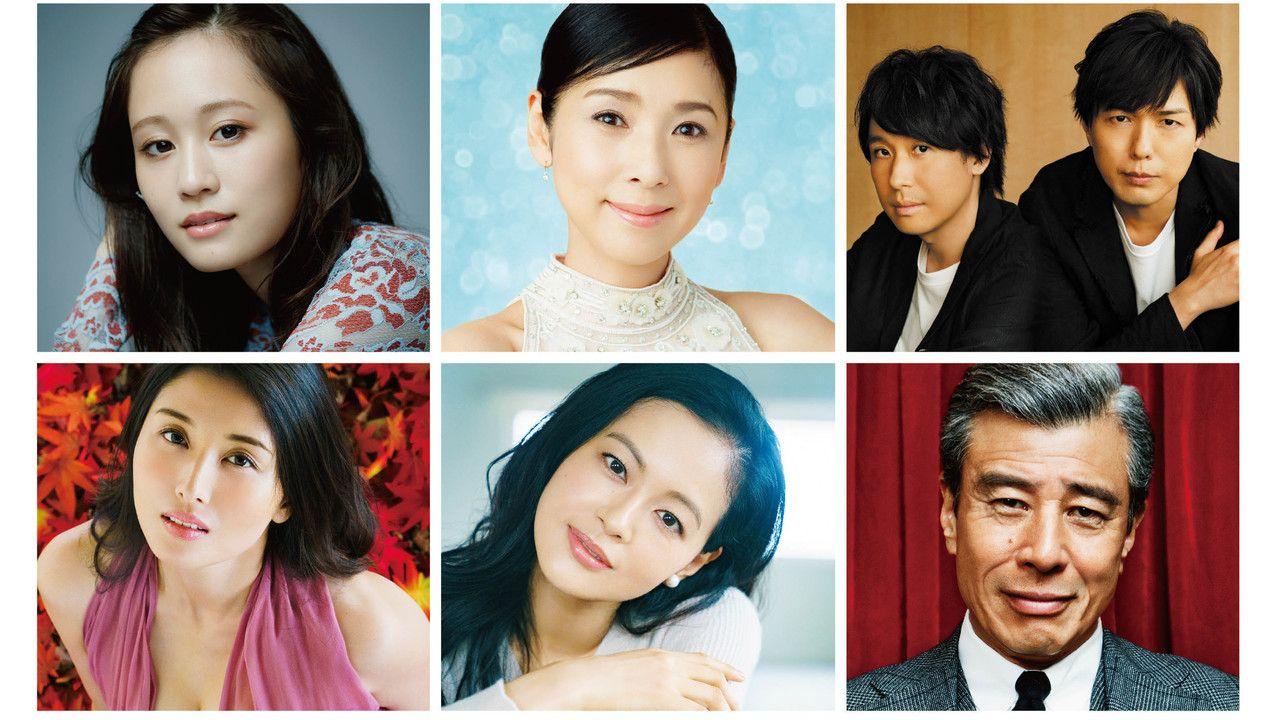 東映スター!歴史ある東映スターカレンダーに鈴村健一さんと神谷浩史さんが声優として初登場!