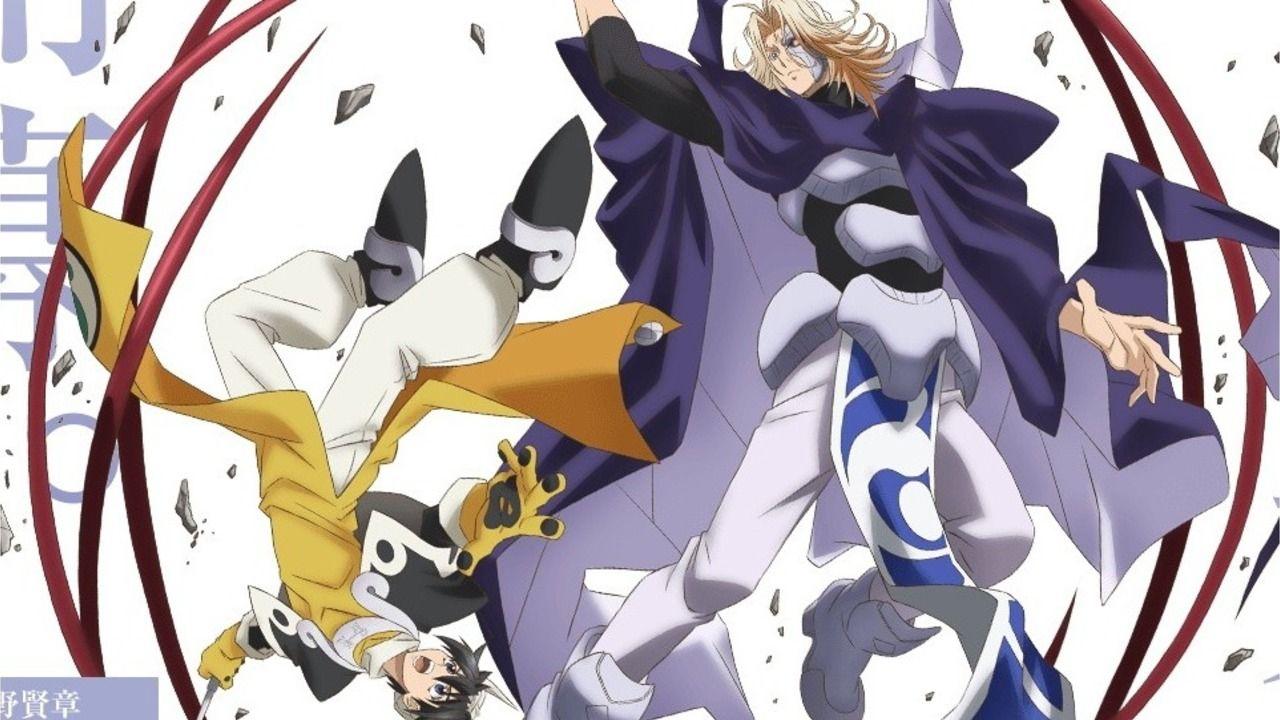 アニメ『封神演義』追加キャストに古川慎さん、中村悠一さん、KENNさんの3名!アニメは来年1月より放送開始!