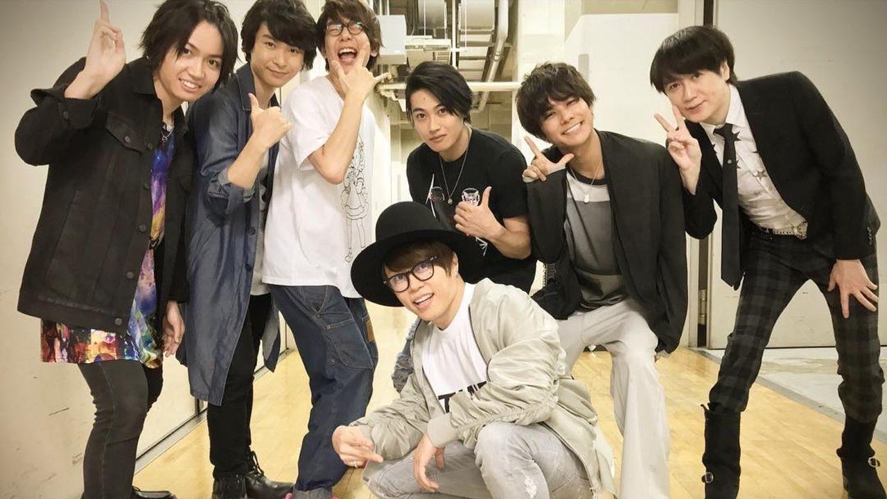 『B-PROJECT』アニメ2期制作が決定! 花江さんや千葉さん、八代さんらの写真も到着!
