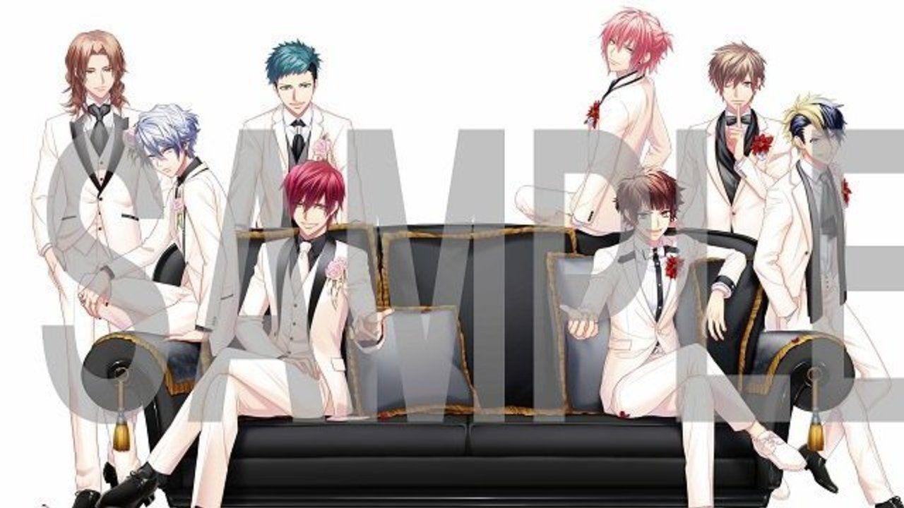 BOXのイラストかっこよすぎ!アニメ『DYNAMIC CHORD』Blu-ray&DVD BOXが発売決定!