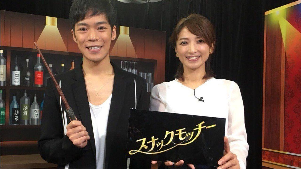 土曜日は早起き!小野賢章さんが杖片手に「ズムサタ」に出演決定!魔法をかけられちゃうかも!?