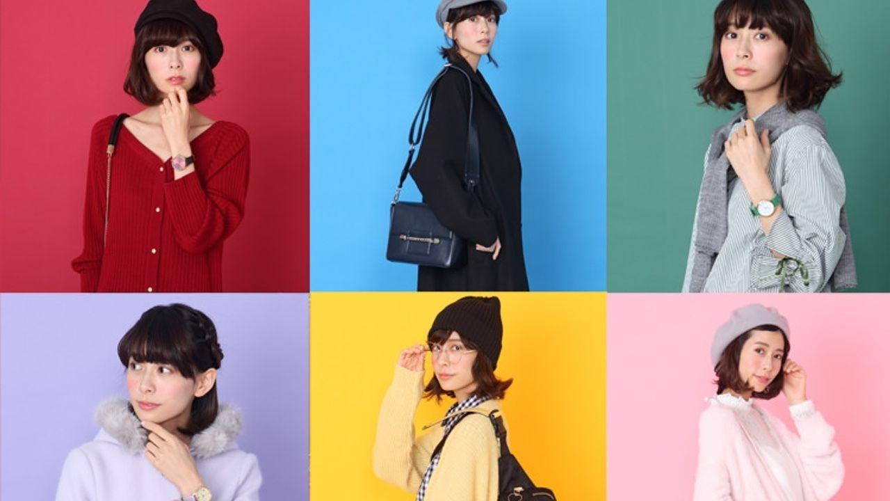 どの松コーデを選ぶ?『おそ松さん』より6つ子をイメージした全身トータルコーデアイテムが登場!