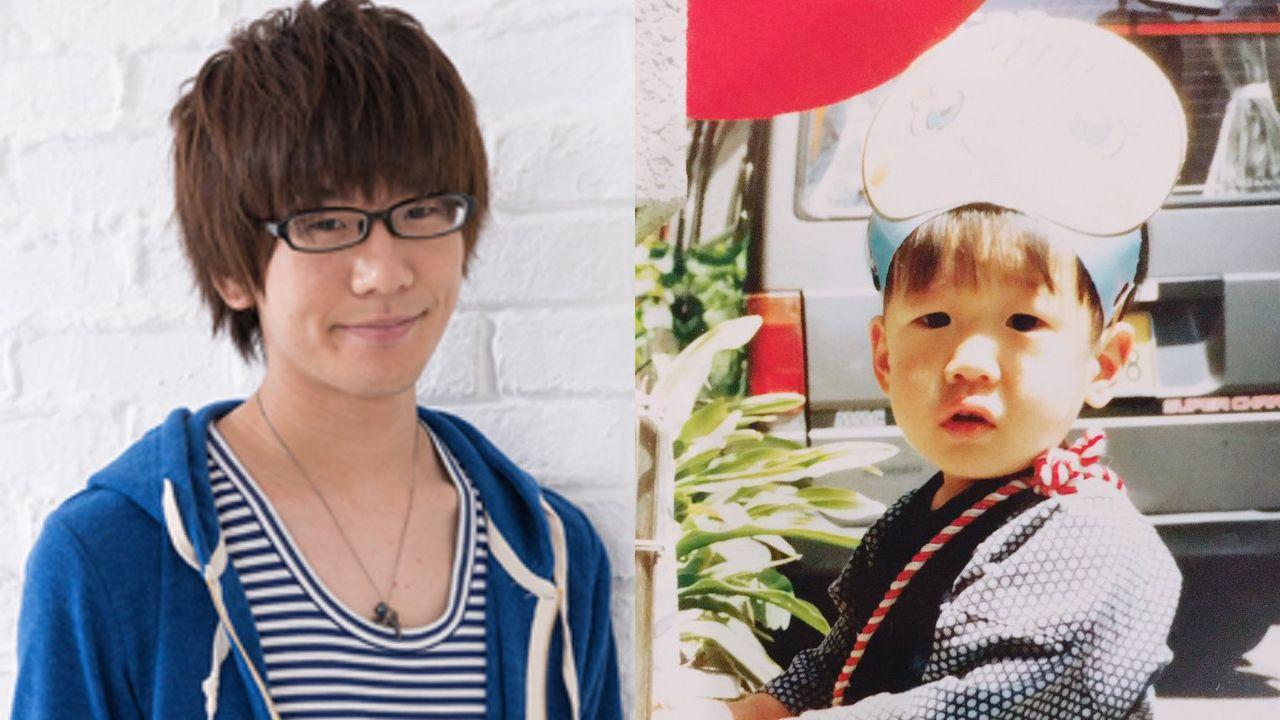 なんなんだこの天使は!?花江夏樹さんが「おはスタ」にて2歳のころの秘蔵写真を大公開!