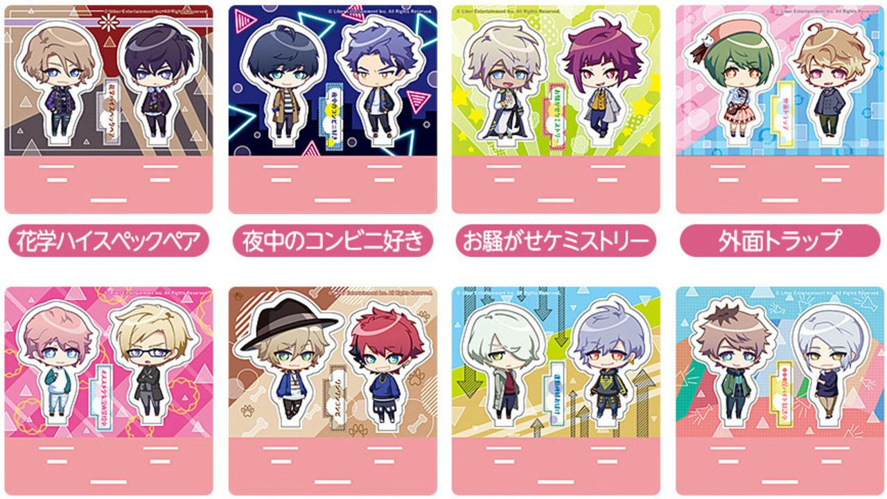 全10種類…!『A3!』×ファミマキャンペーン第2弾は集めたくなるジオラマシートが登場!