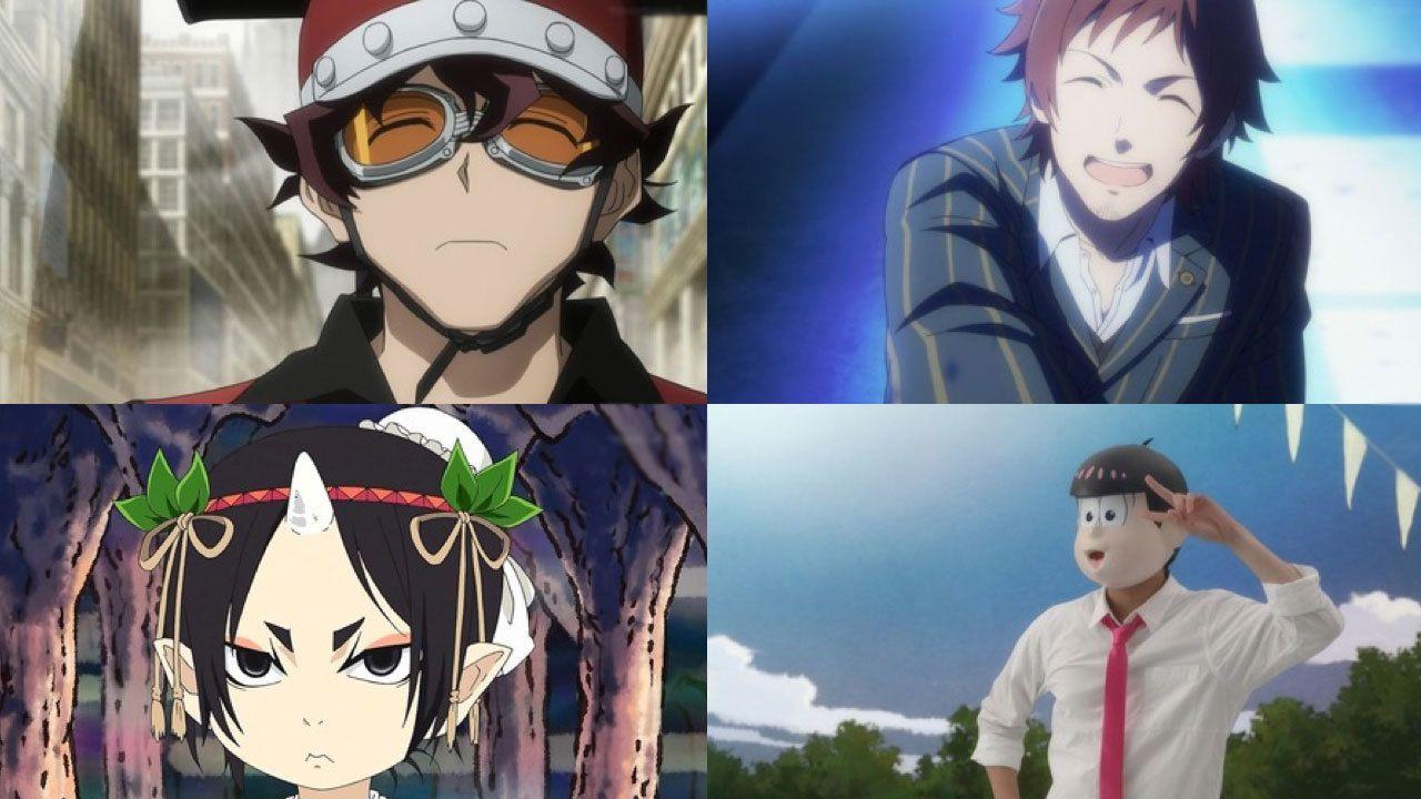 2017年秋アニメアンケート!見て面白かった・視聴継続を決めたアニメは?