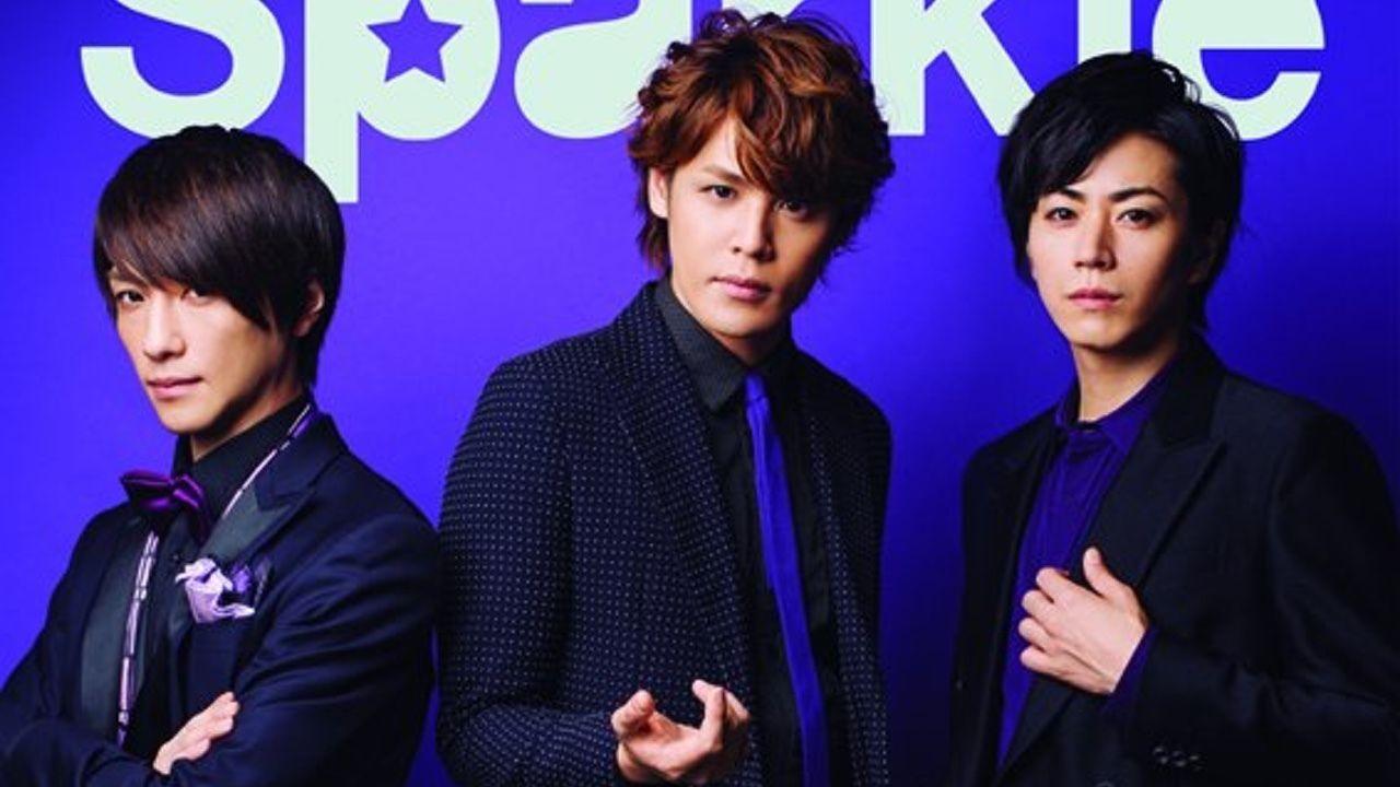 キリッとした3人の視線が眩しすぎる!宮野真守さん、鈴木拡樹さん、廣瀬智紀さんが表紙の雑誌が発売決定!