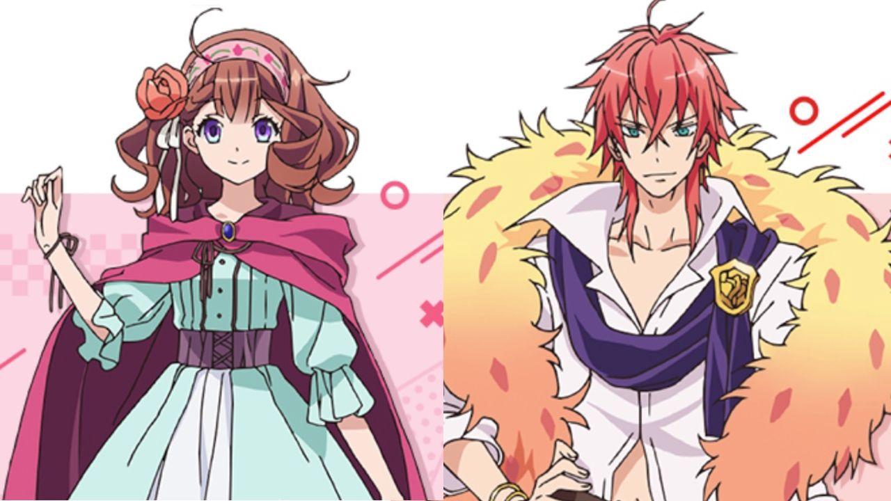 アニメ『ダメプリ』ヒロイン役は矢作紗友里さんに決定!ダメ王子たちのキャラクター設定も公開