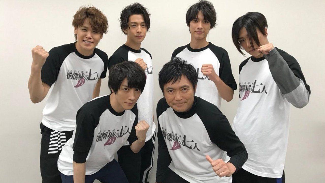 『VS嵐』に宮野真守さん、鈴木拡樹さん、福士蒼汰さんら『髑髏城の七人』Season月チームの出演が決定!