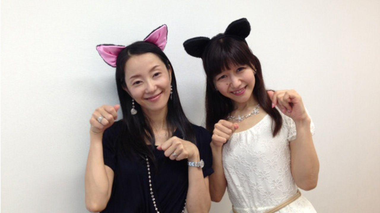 おいおい…井上喜久子さん(17歳)と 田中敦子さん(17歳)が「お姉ちゃんと少佐」で冬コミに参戦!