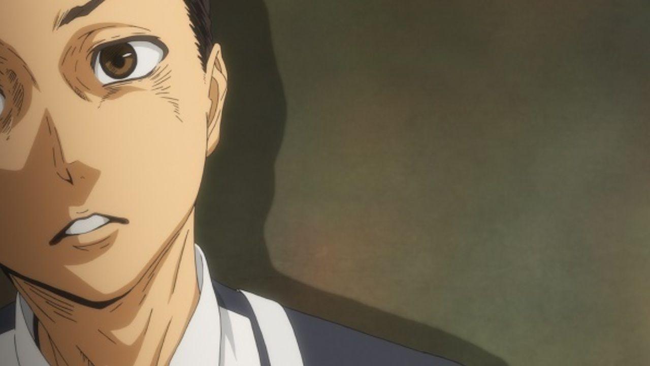 アニメ『ボールルームへようこそ』第19話の先行カット到着!千夏と明、対照的な2人の出会いとは?