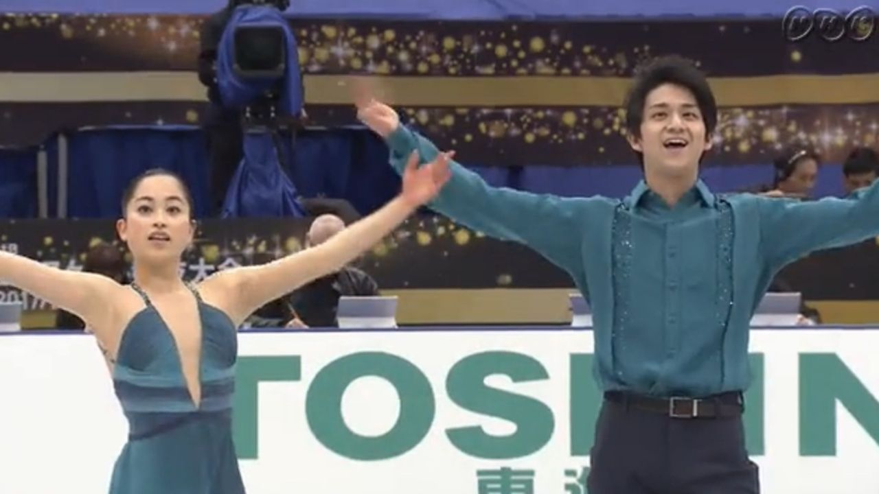 クレジットで泣きそう…NHK杯で「Yuri on ICE」を披露した須崎選手&木原選手ペアの動画が公開!