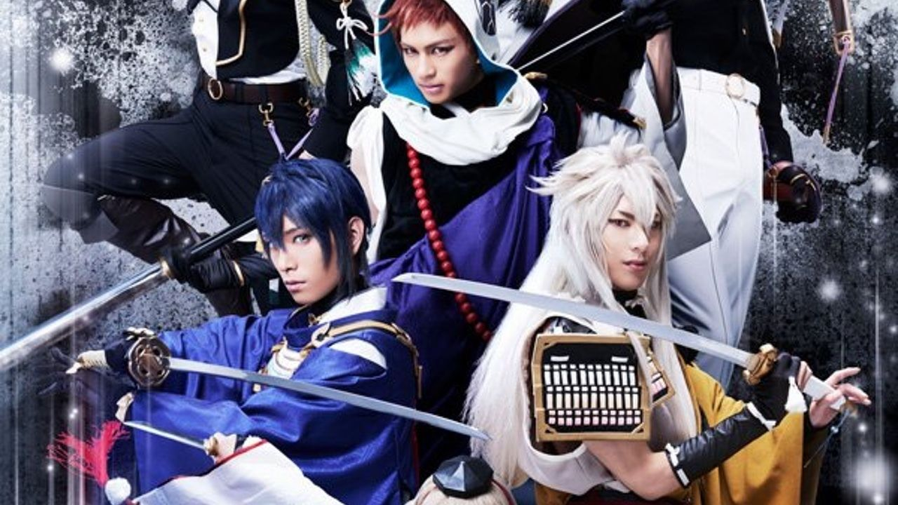 BS11「アニゲー☆イレブン!」でミュージカル『刀剣乱舞』最新作の公開リハや会見の様子を放送決定!