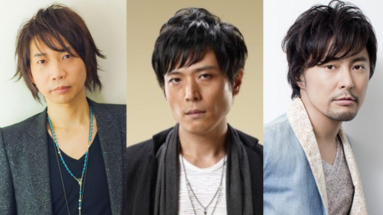 STA☆MENのメンバーが集合!?諏訪部順一さん、高橋広樹さん、吉野裕行さんが久々に集まって飲み会!