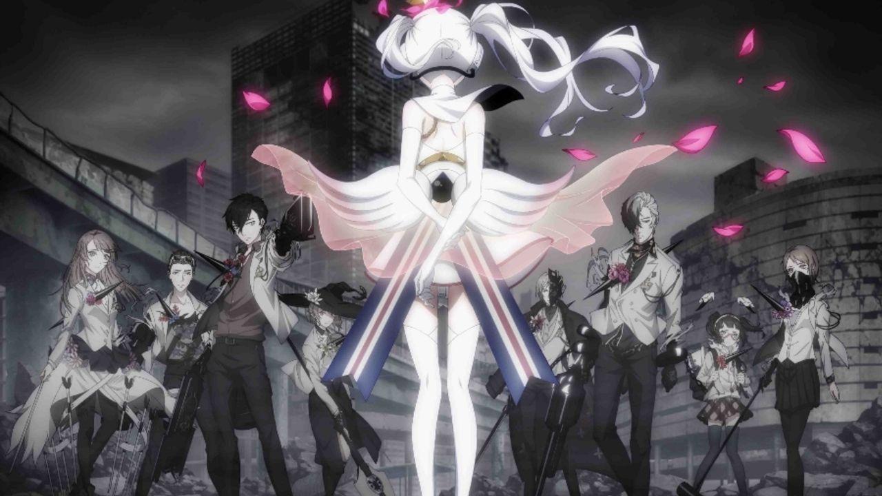 ゲーム『Caligula -カリギュラ-』がTVアニメ化!沢城千春さん、武内駿輔さん、梅原裕一郎さんら人気声優出演!