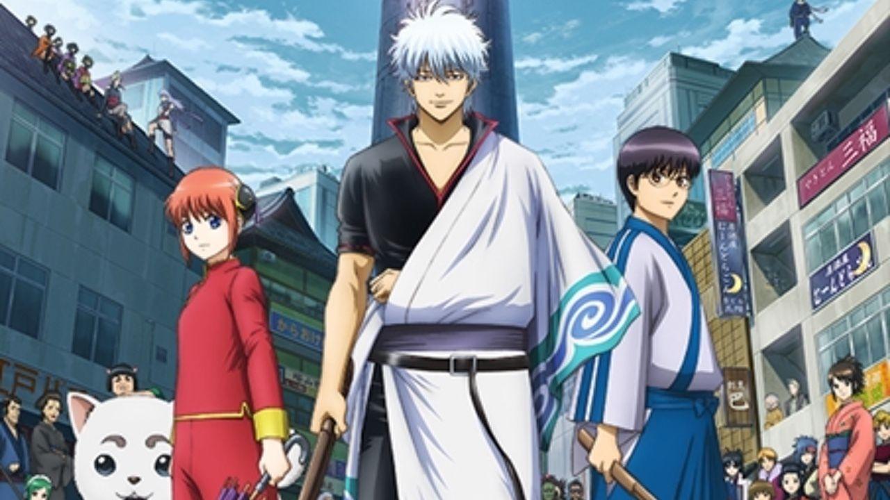 アニメもついに最終章へ?アニメ『銀魂』1月より最大の決戦を描く「銀ノ魂篇」の放送が決定!