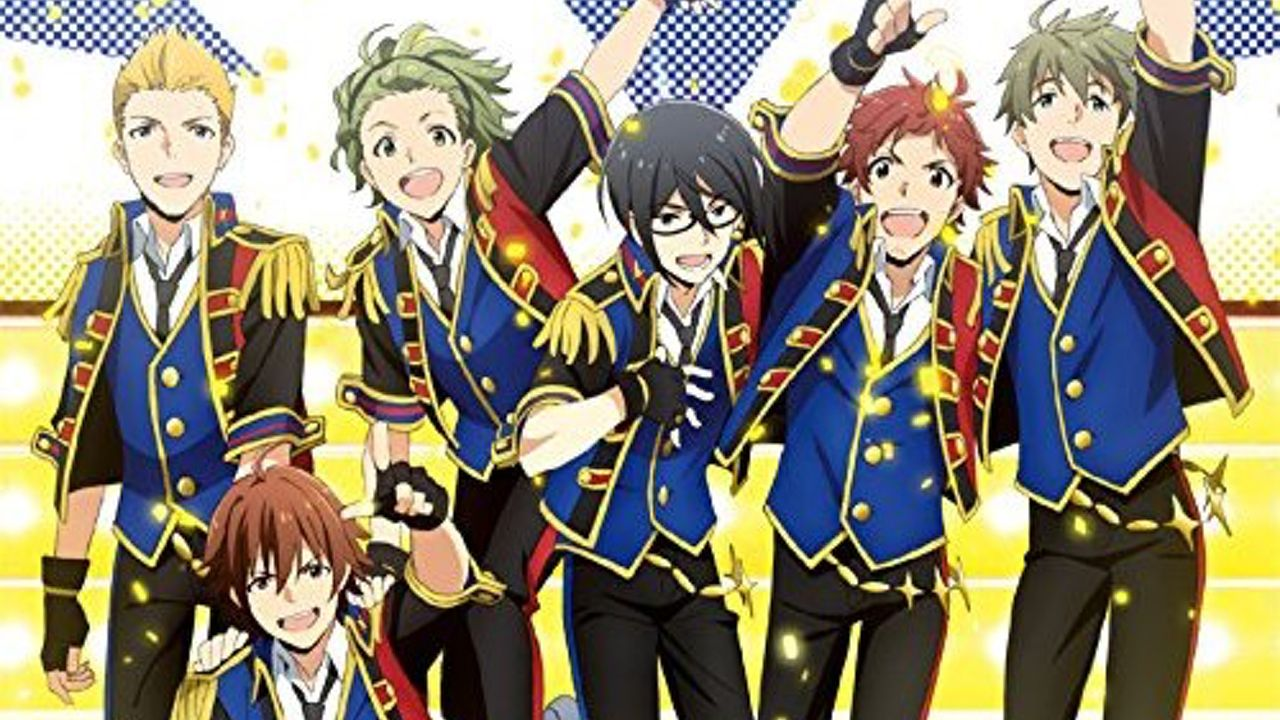 おめでとう!『SideM』アニメOP「Reason!!」が6万枚を売り上げMマス最高売上を更新!