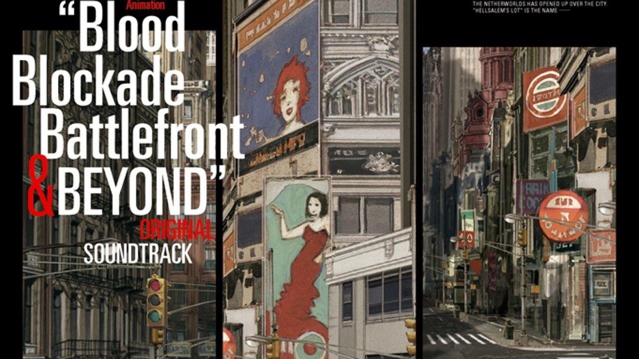 アニメ『血界戦線』OP&EDテーマも収録した全35曲のオリジナルサウンドトラックCDが発売決定!