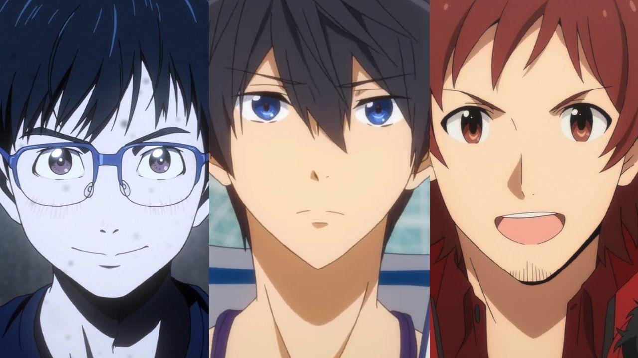 2017年ベストアニメに選ばれるのは!?TV部門では『ユーリ』『SideM』、映画部門は『Free!』が人気!