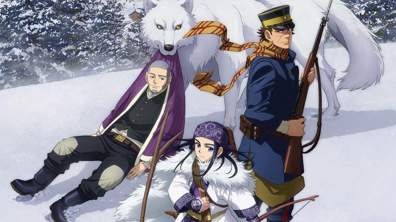 アニメ『ゴールデンカムイ』主人公・杉元を演じるのはアニメ初主演の小林親弘さんに決定!