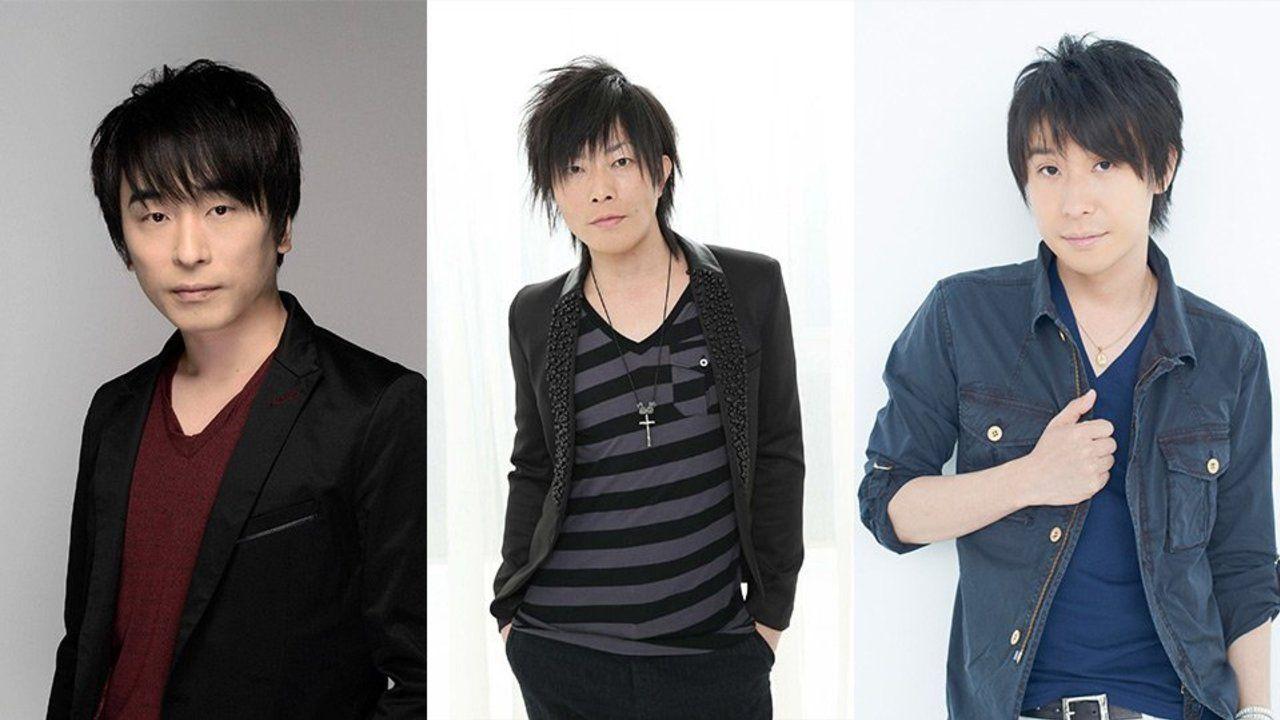 関智一さん、鈴村健一さん、谷山紀章さんによる工藤静香さんトリビュートミニアルバムのトークイベント開催が決定!