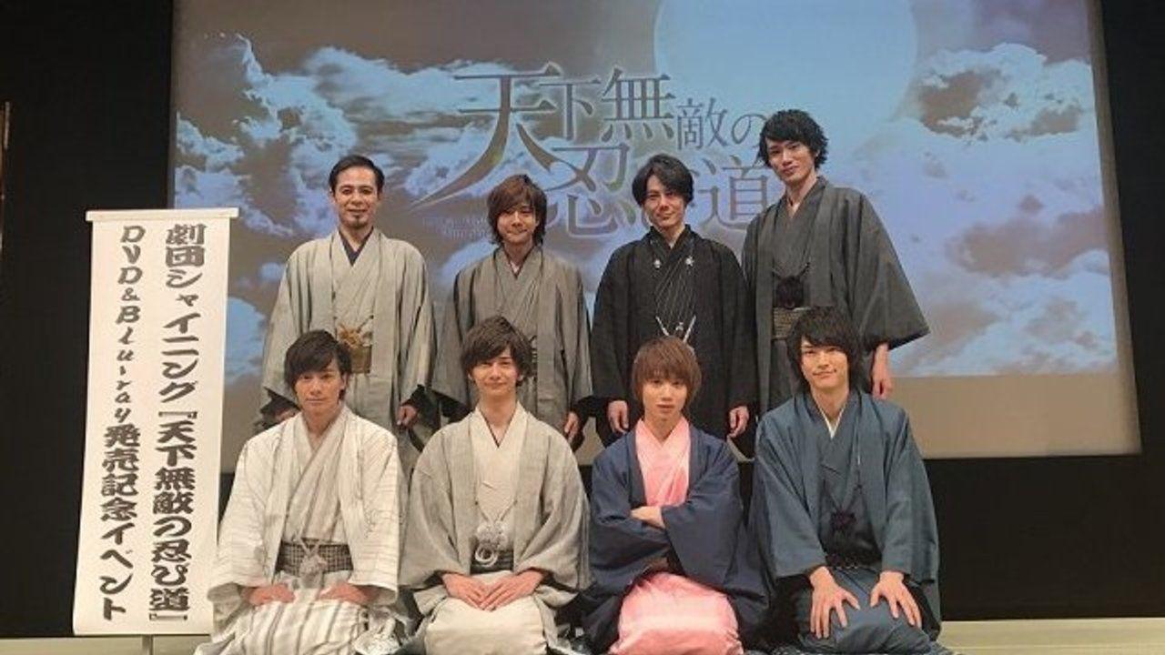 JTキャストも明らかに?劇団シャイニングが香港・ハワイを旅する宣伝番組が放送決定!