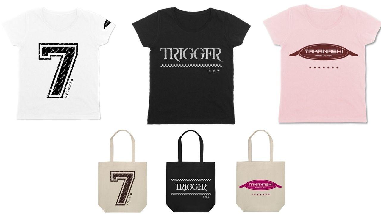 シンプルなデザイン!『アイドリッシュセブン』より普段使いできるTシャツとトートバッグが登場!