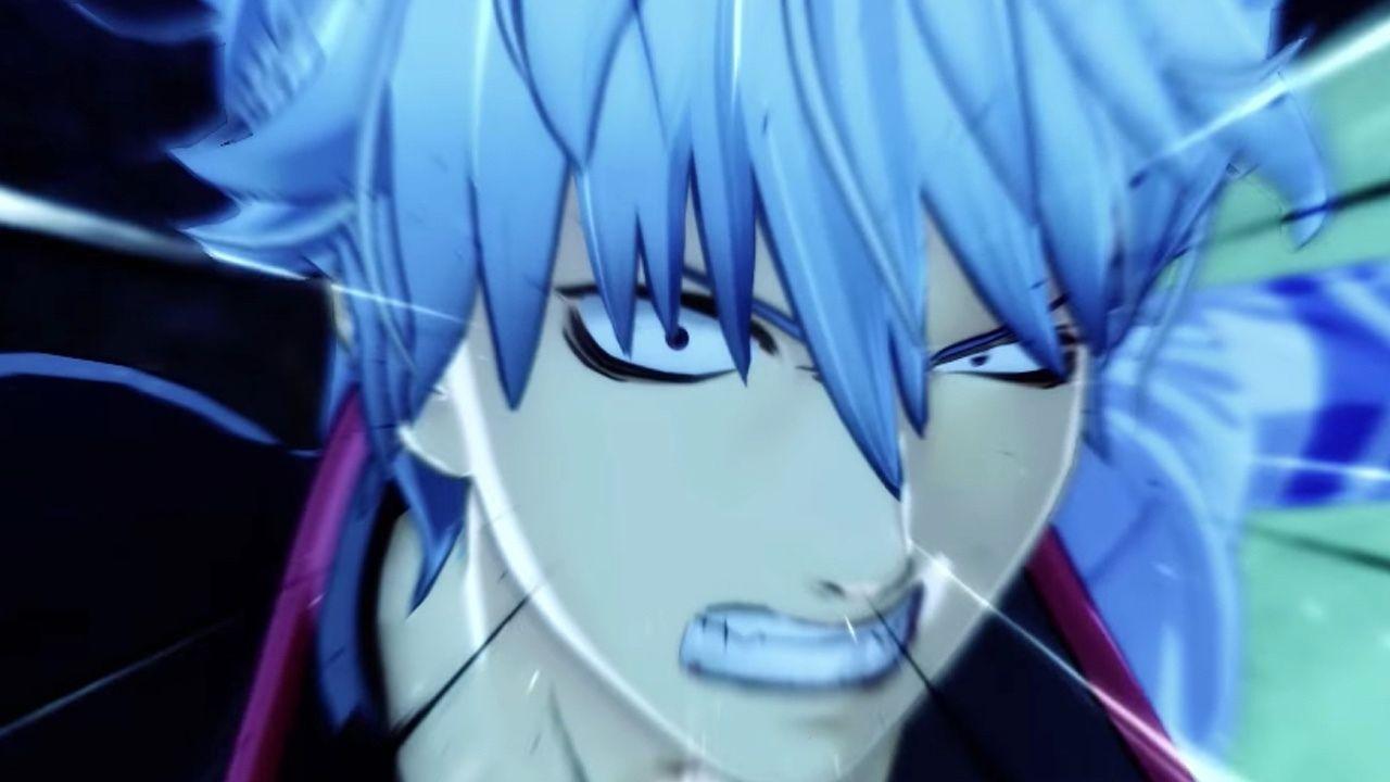 ゲーム『銀魂乱舞』PV第3弾は万事屋の3人がゲーム内容を包み隠さず紹介!?モザイクモードなども公開!