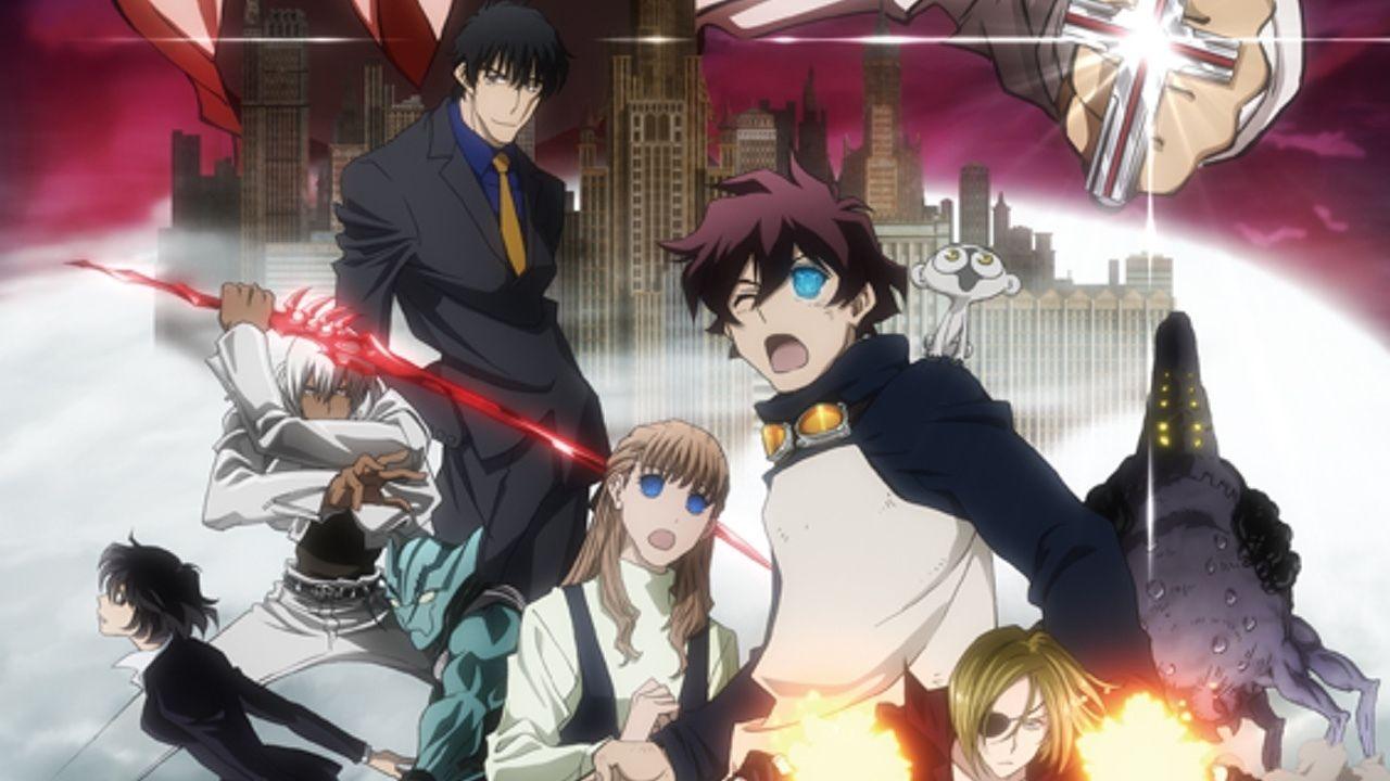 いよいよクライマックス突入!内藤泰弘先生らによるアニメ『血界戦線』スペシャルビジュアルが公開!