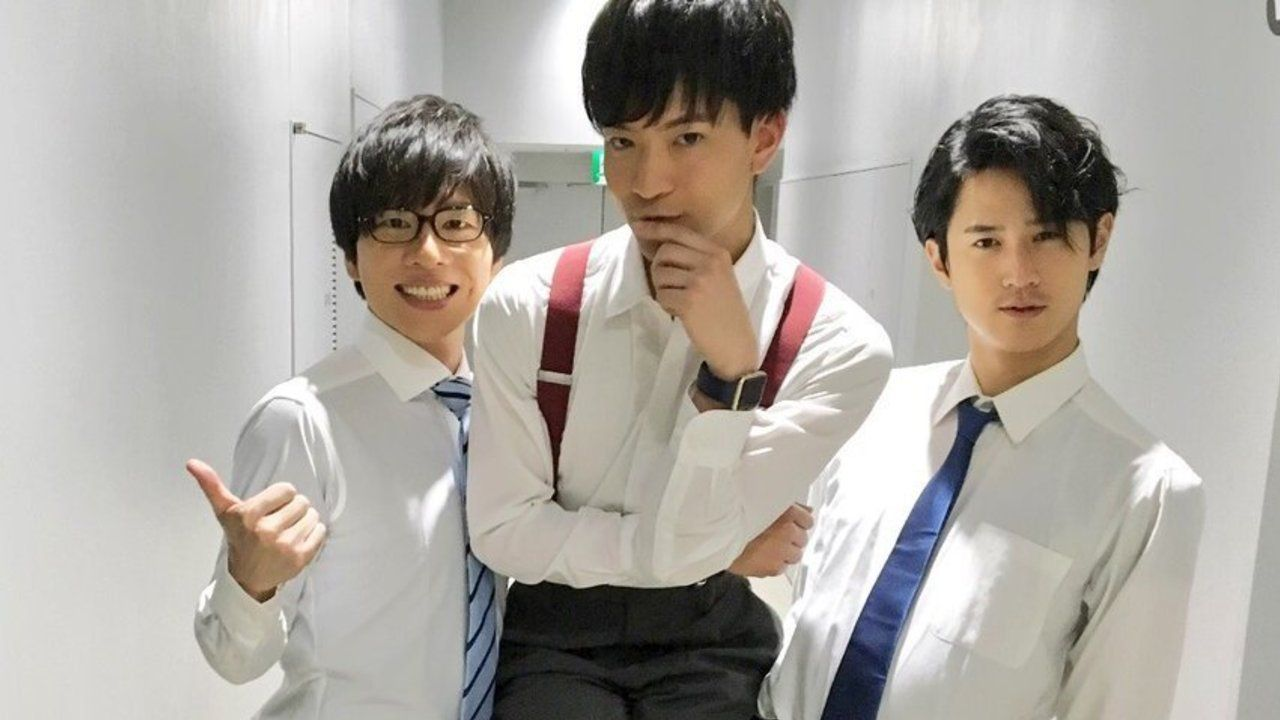 『アイマス』赤羽根健治さん、武内駿輔さん、石川界人さんのP3人がユニットを結成!?仲良しな姿を披露!