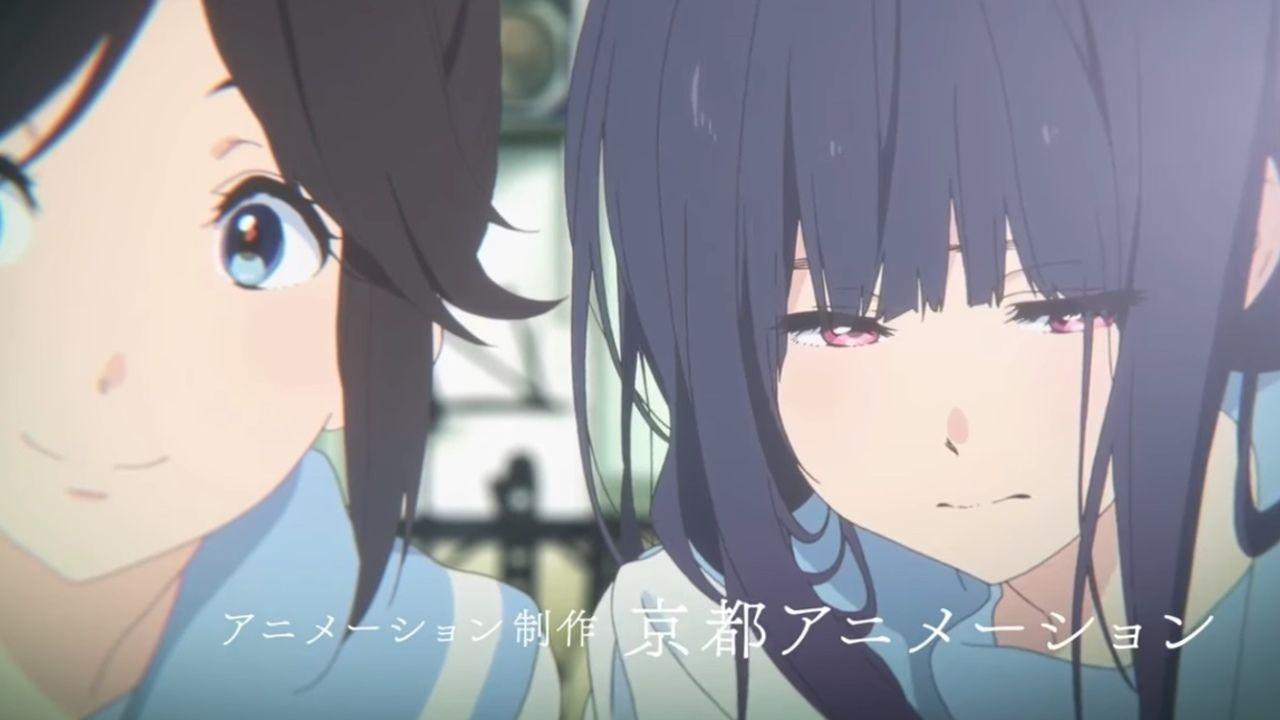 京アニの最新作『リズと青い鳥』が来年4月公開決定!2人の少女の儚くも美しい一瞬を描いた物語