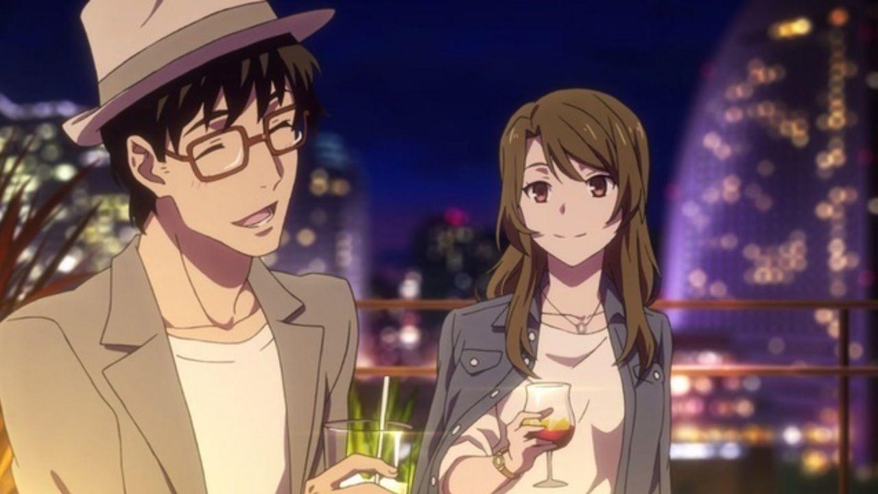 実生活でも夫婦の市来光弘さんと井ノ上奈々さんが夫婦役で共演!アニメ『未来色の風景』が公開!