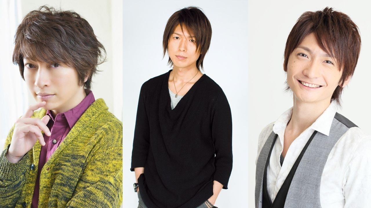 神谷浩史さん、小野大輔、島崎信長さんが限定ユニットを結成してアニメ『斉木楠雄のΨ難』のOPを担当!