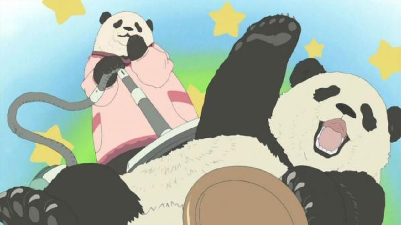 あなたの推しパンダは?アニメに登場する可愛いパンダキャラ集合!「吸わないで〜」