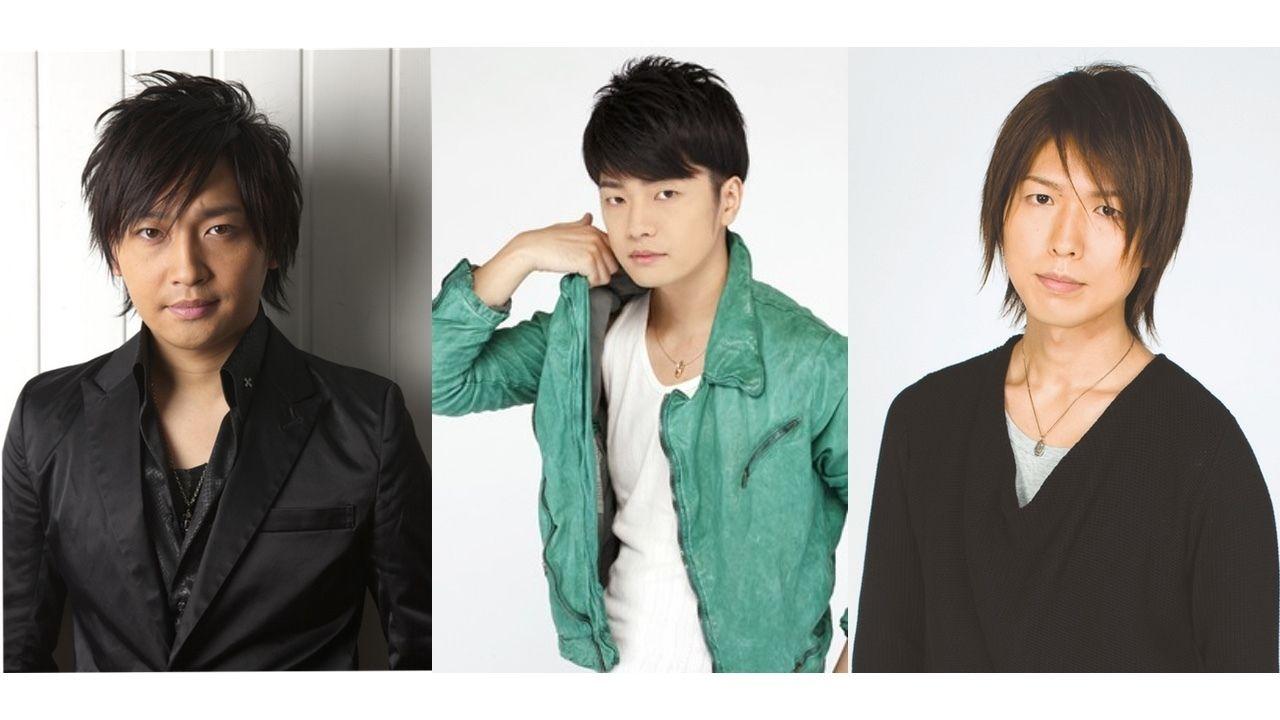 あれ?このキャストは…アニメ『みっちりねこ』で中村悠一さんや神谷浩史さんらがキュートなねこたちを演じる!