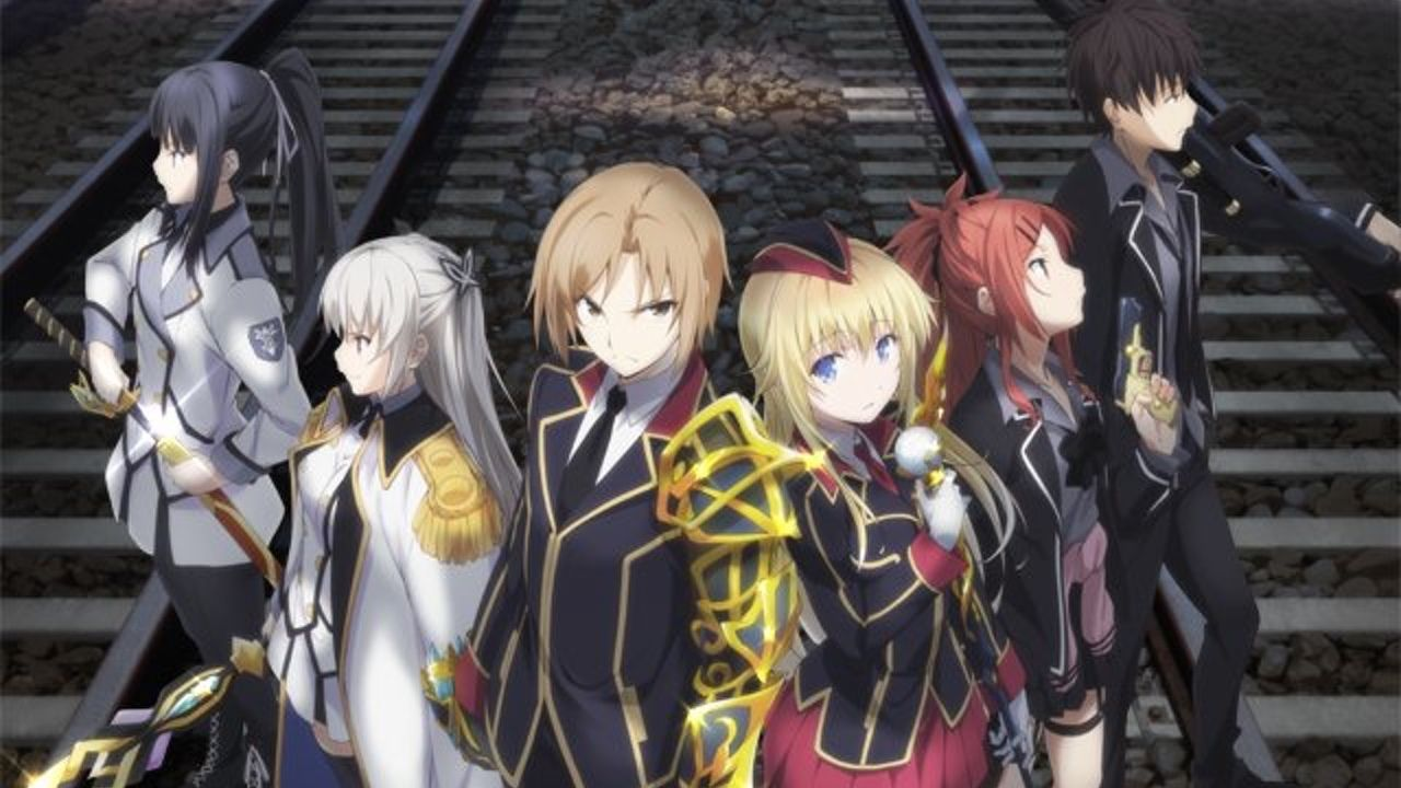 ラノベ作家の強力タッグ!『クオリディア・コード』アニメ化企画始動!
