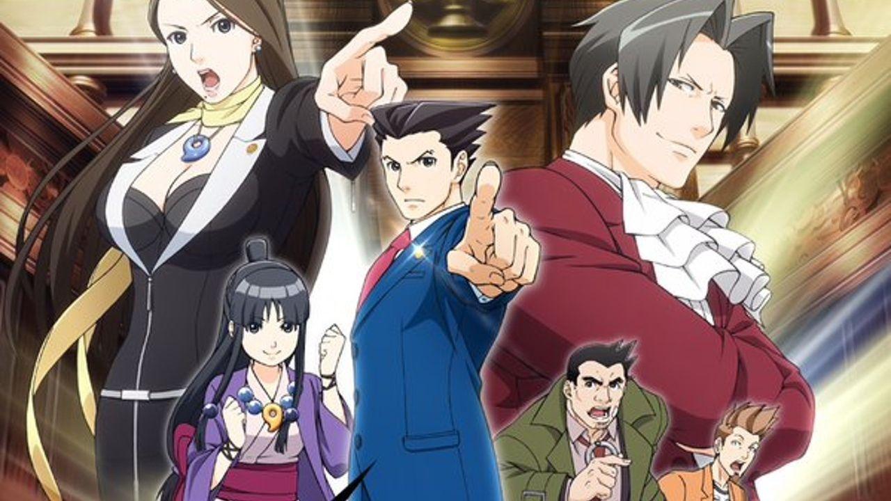 TVアニメ『逆転裁判』詳細公開!主人公の成歩堂龍一役に梶裕貴さん