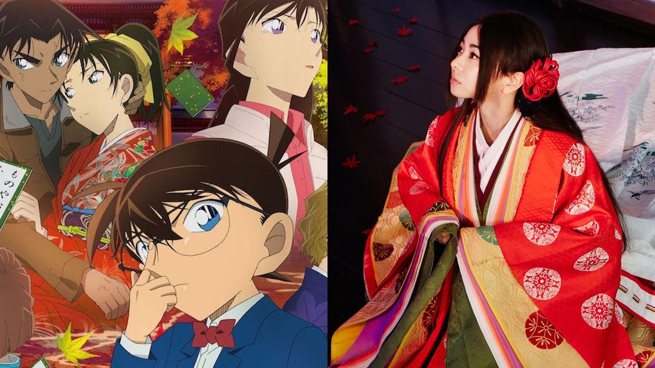 今回のアニメ枠?本日放送の「第62回NHK紅白歌合戦」で倉木麻衣さんが『名探偵コナン』とコラボ!