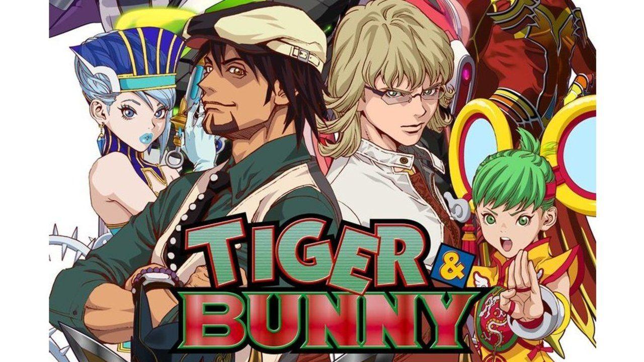 TV放送から7年…ついに動き出す!『TIGER & BUNNY』新シリーズプロジェクトが始動!