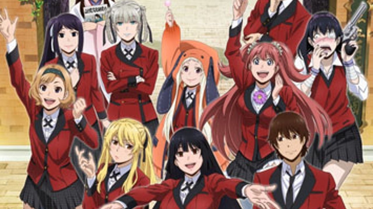 アニメ『賭ケグルイ』第2期制作が決定!夢子とユメミが歌うEDテーマを初収録したサントラも発売!