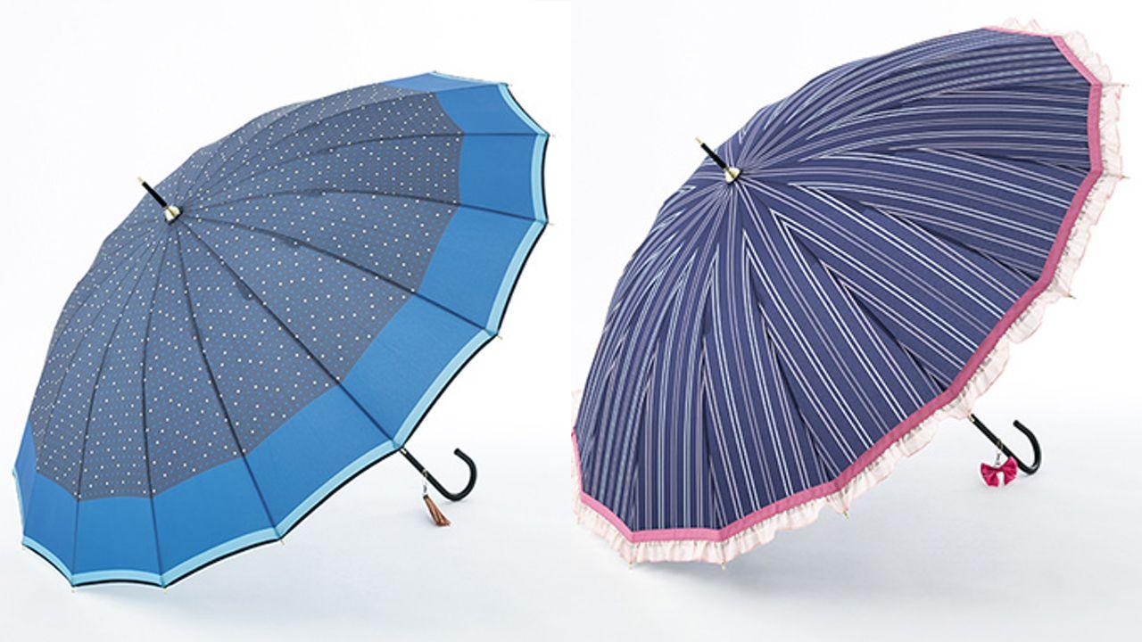 雨の日が楽しくなりそう!『刀剣乱舞』小夜左文字や乱藤四郎など4振をイメージした傘が登場!