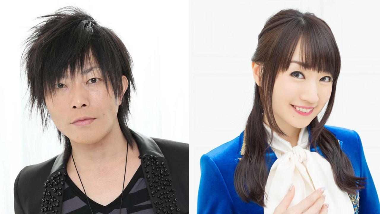 谷山紀章さんが水樹奈々さんのライブにゲスト出演!超ハードな楽曲を原曲キーで歌唱!